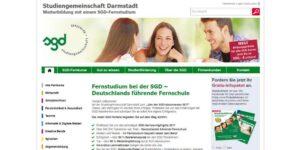 Studiengemeinschaft Darmstadt (SGD)