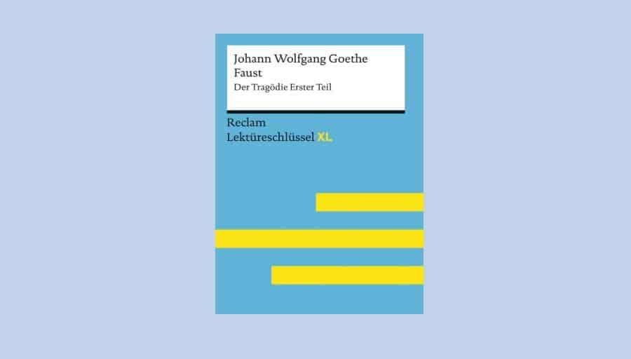 Reclam Lektüreschlüssel für Abiturwissen Deutsch